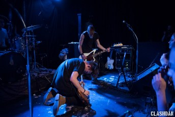 Dreamers @ Cats Cradle Back Room in Carrboro NC on February 20th 2017