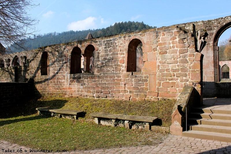 CALW - HIRSAU - Kloster Hirsau - Kreuzgang