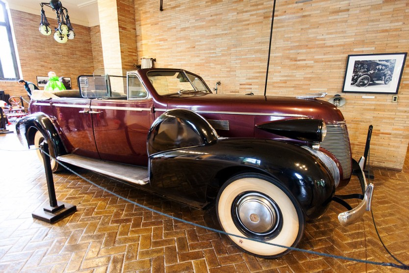 John D. Rockefeller's car.