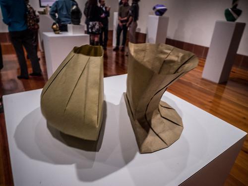 Split Vase Origami