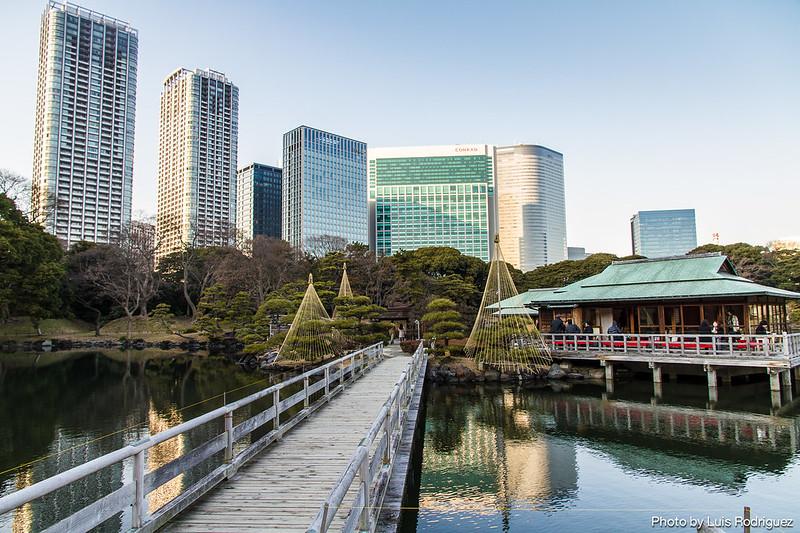Hama-Rikyu Gardens