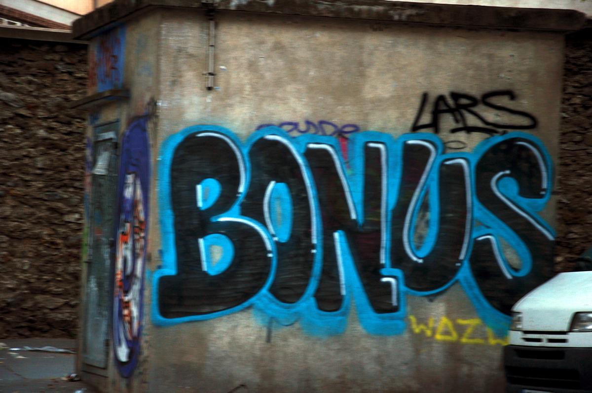 Bonus bleu