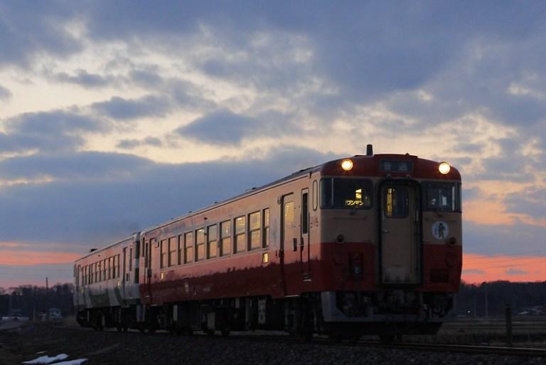 Karasuyama-Line Series Kiha 40