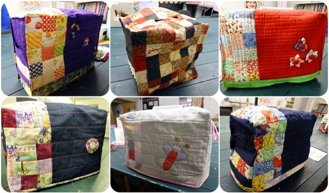 Sewing Machine class Oct14
