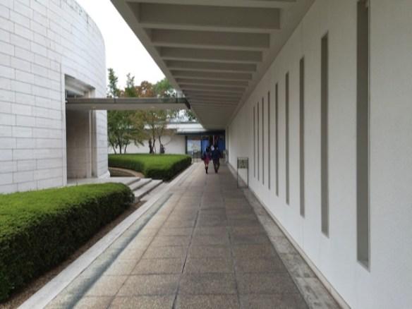 今日は、ひろしま美術館に来ています。