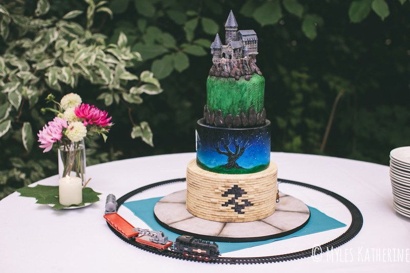 Hey, snitches: 45+ ways to make your Harry Potter weddings MAGIC ...