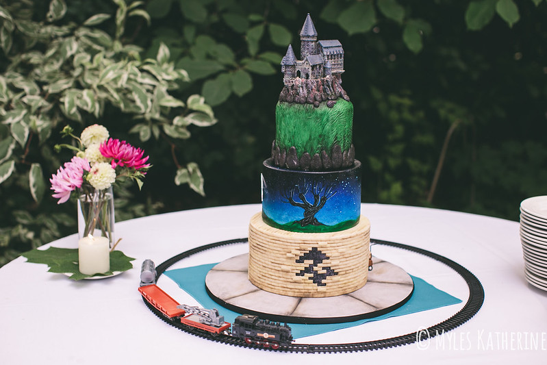 ... The ULTIMATE Harry Potter Weddings Roundup As Seen On @offbeatbride # Harrypotter #wedding