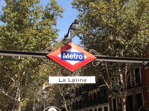 La Latina, Madrid