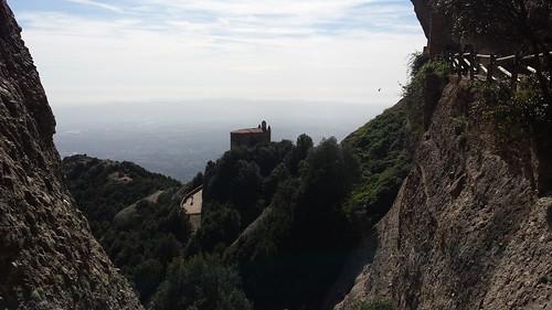 Montserrat - una de las ermitas