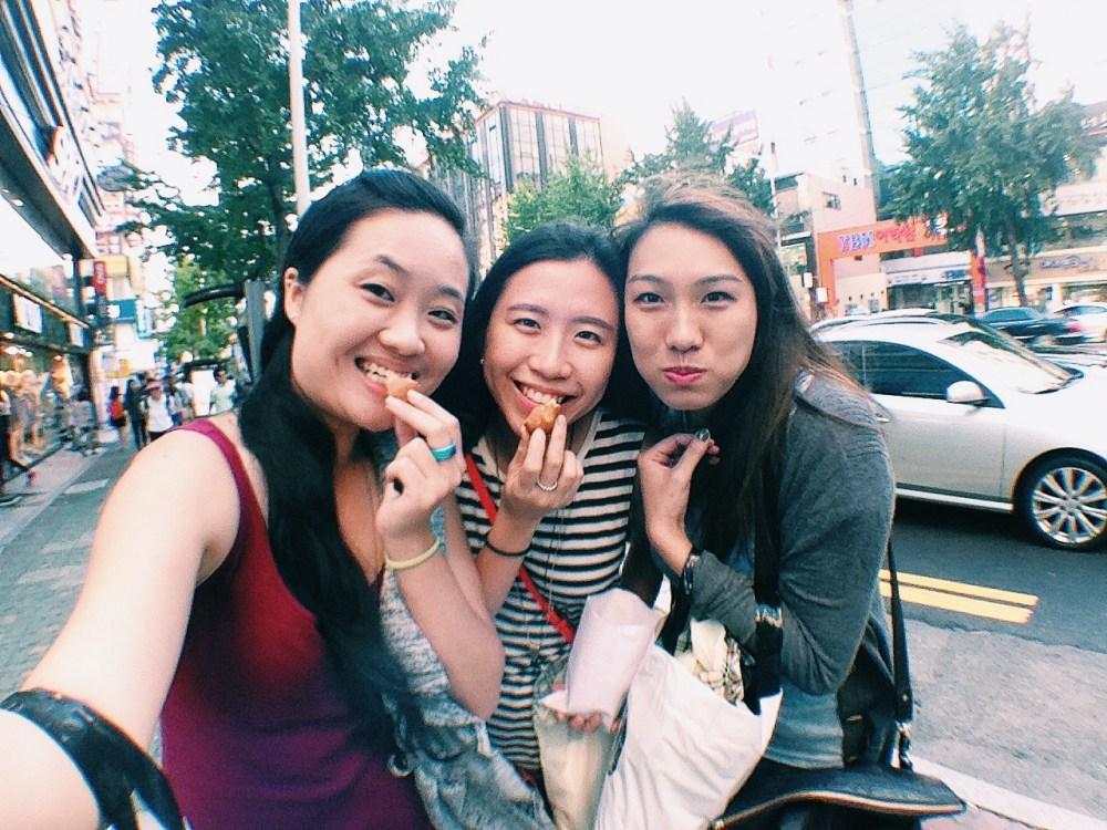 26 Sep 2014: Seomyeon Streets | Busan, South Korea