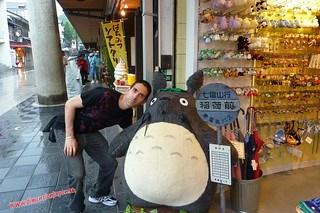 P1060459 Con Totoro (Dazaifu) 12-07-2010 copia