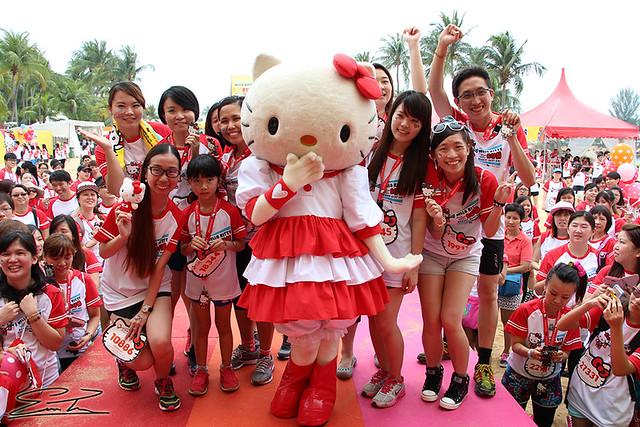 Hello Kitty Run 2014_11