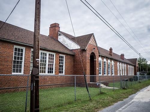 Old Dennis High School