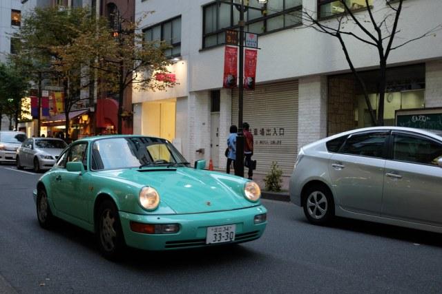Porsche 911(964)  2014/11/03 X1002857