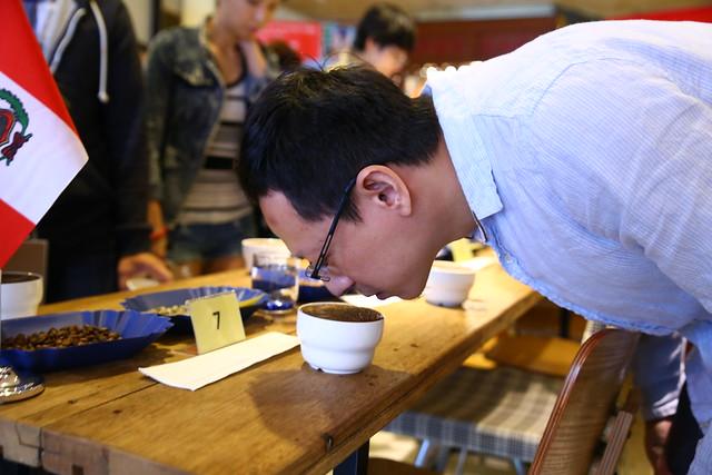 同學會咖啡,秘魯咖啡杯測會@德佈臺北店 @ 【Uncle Coffee】咖啡大叔 :: 痞客邦