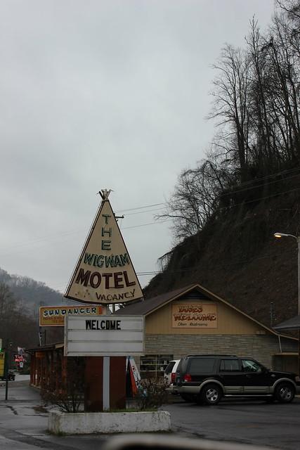 Cherokee, North Carolina Signs
