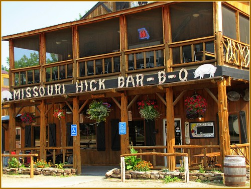 Missouri Hick Bar-B-Q