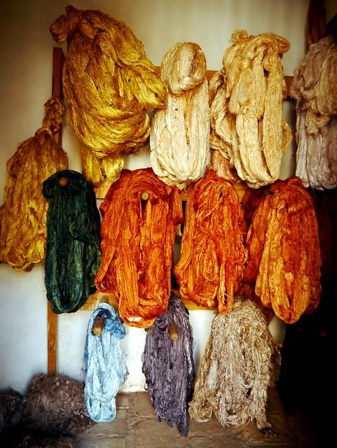Bundles of Silk