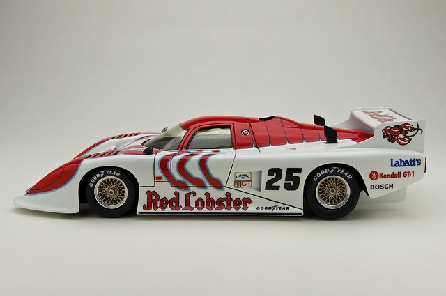 March 83G Red Lobster Mosport 1983