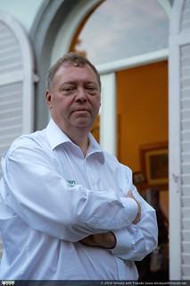 Geert De Bolle van The Whisky House, kersvers The Glenrothes ambassadeur