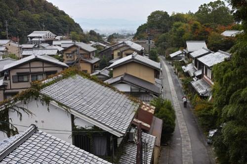 京都 嵯峨鳥居本