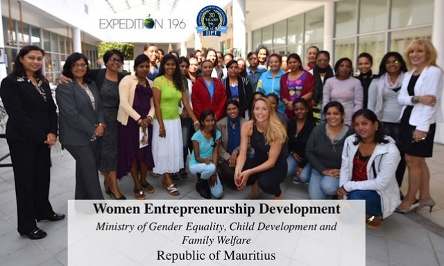 Women Entrepreneurship Development  Republic Of Mauritius - Cassie Del Pecol Facts