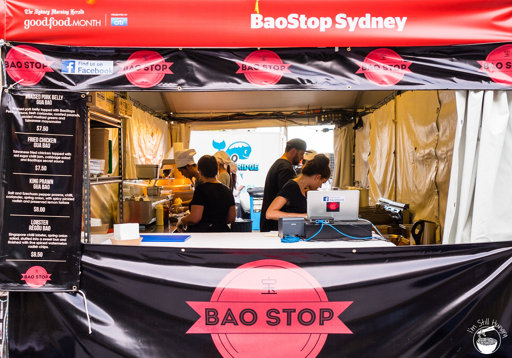 Bao Stop Night Noodle Markets