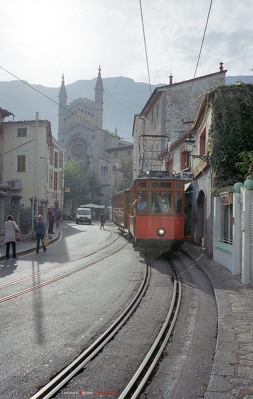 Leica M2, Soller Mallorca