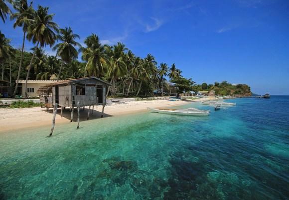 Marungas Island, Sulu