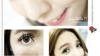 [彩妝] 眉毛 睫毛翹翹滴眼妝小物 小粉紅睫毛膏示範下眼線小教學