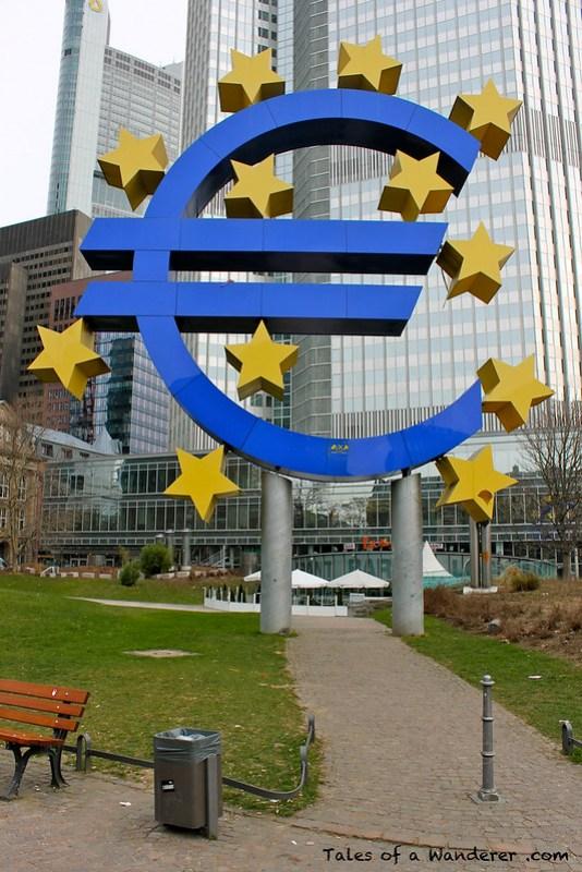 FRANKFURT AM MAIN - Eurotower