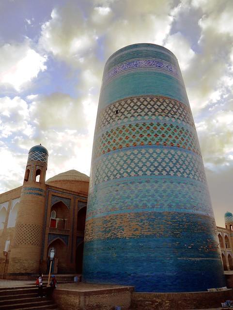 Unfinished Minaret