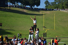 153 Grambling Cheerleaders
