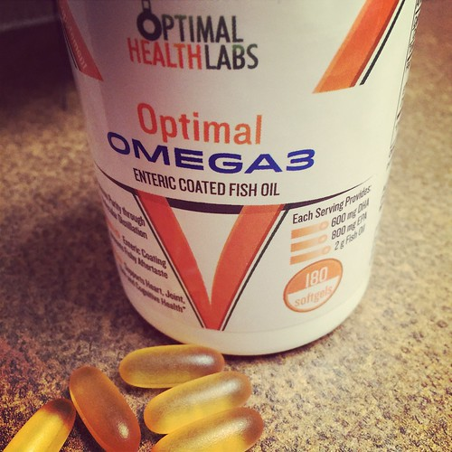 Optimal Omega 3