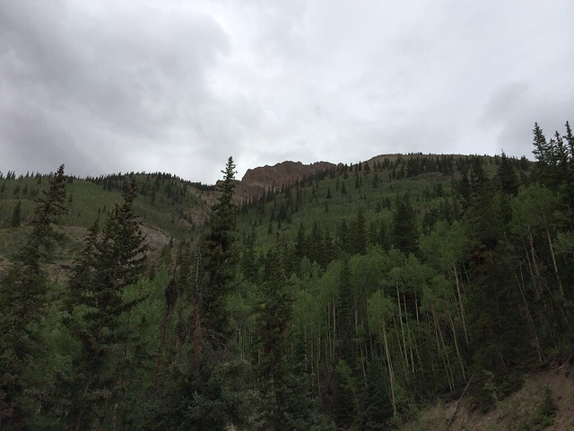 Picture from Cliff Road, Colorado
