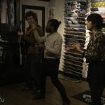 the true man show @ Antique Skate Shop