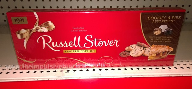 Russell Stover Limited Edition Cookies & Pies Assortment