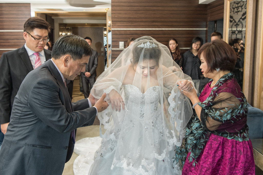 [Dear studio 德藝影像攝影]台北首都大飯店旗艦館婚攝/台北星靚點花園飯店婚禮紀錄 -家翔&倩伶