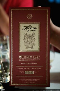 The Arran Malt Millennium Casks