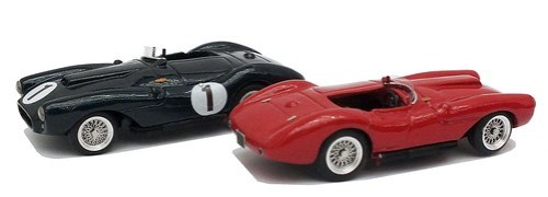 JollyModel Aston Martin DP166 1955