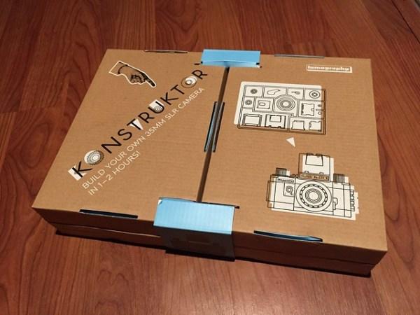 Win this camera! The Konstruktor
