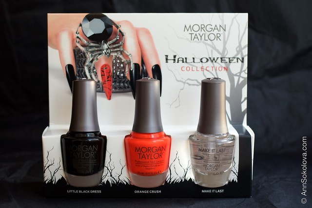 02 Morgan Taylor Halloween Collection 2014   Orange Crush swatches
