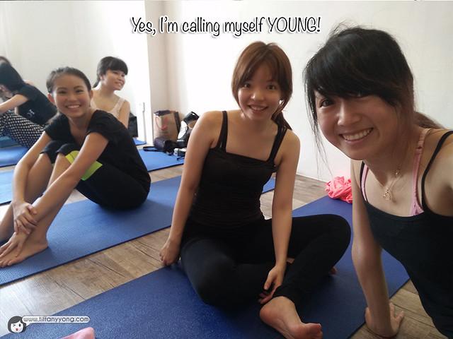 Tirisula Yoga Young