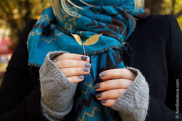 35 Gelish   Fashionably Slate + Let's Hit The Bunny Slipes  day4