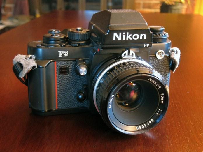 Nikon F3HP *EXPLORED*