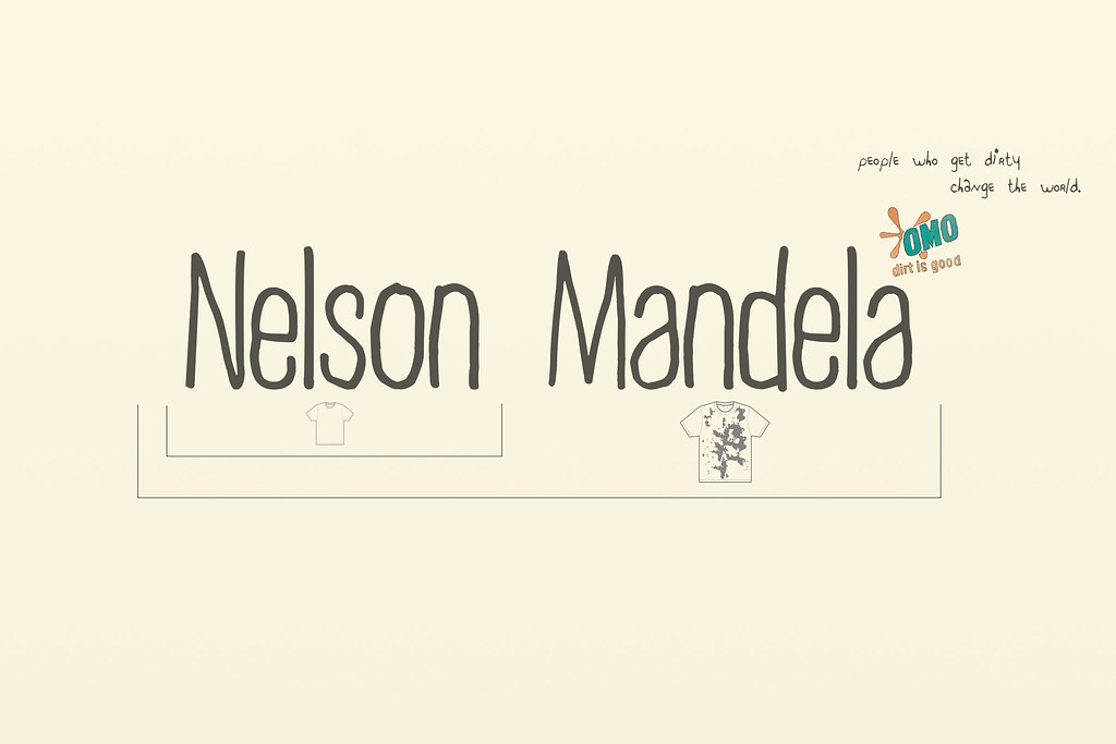 Unilever OMO - Mandela