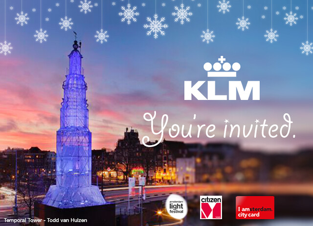 KLM Get friends & WIN!