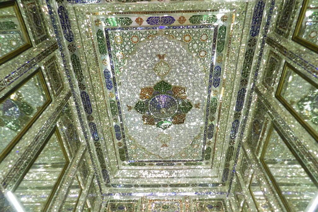 Jardin de Narenjestan o Jardin de Eram museo Shiraz Irán 12