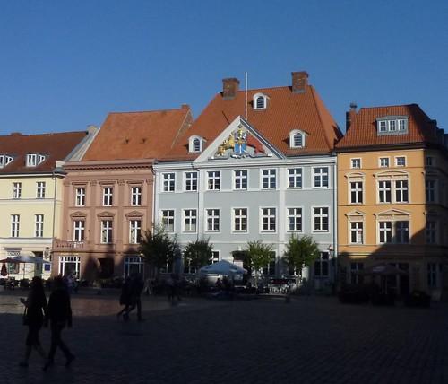 Kommandanthus Stralsund