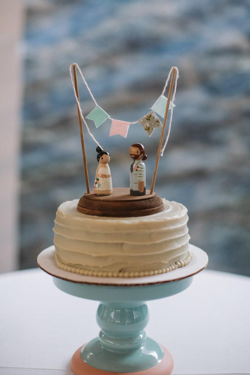Vegan Wedding Cake